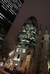 The Gherkin about 20-30 minutes later