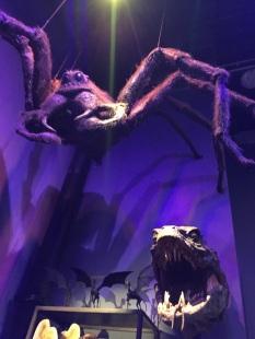 Aragog the spider