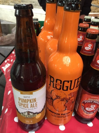 Pumpkin beer from America! For a ridiculous price!