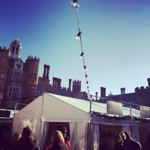 BBC Good Food Festive Fayre at Hampton Court