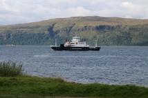 Our return ferry