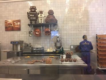 Chocolate-making