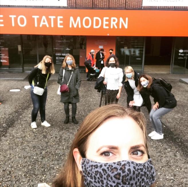 group at tate modern