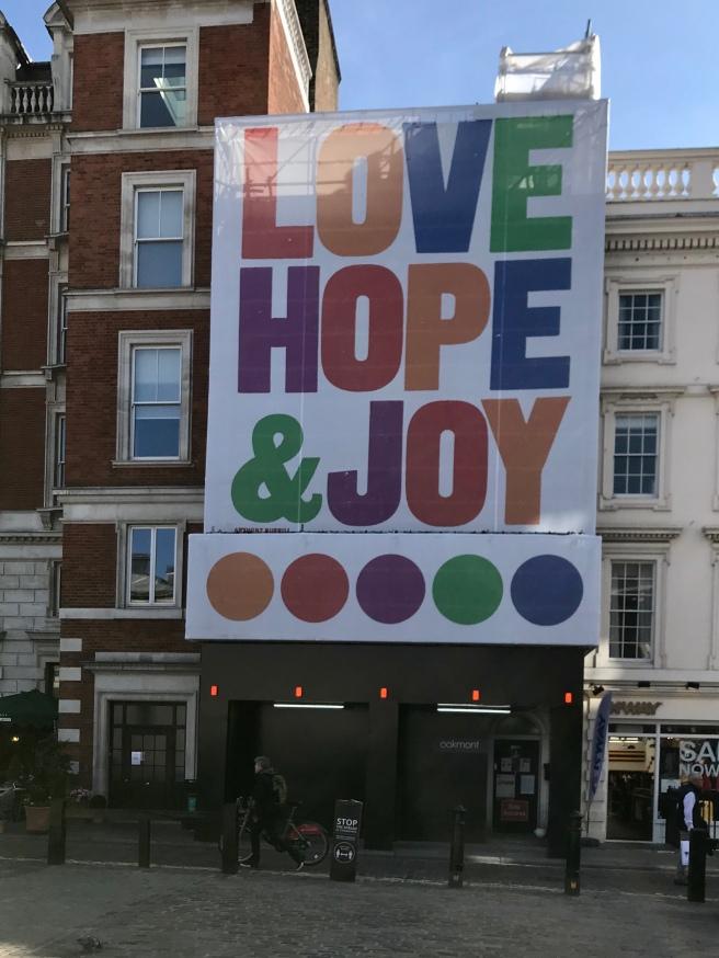 love hope and joy